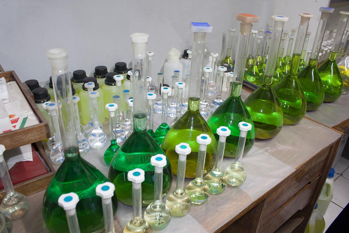Laboratorio Certificación Agro